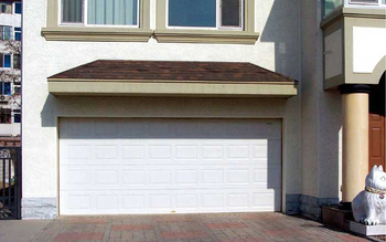Villa garage door