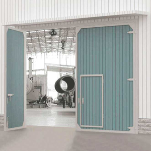 Industrial Swing Door