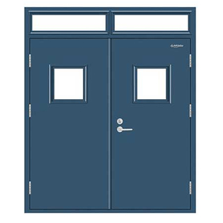 Fire Proof Steel Door